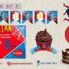 Kit Imprimible «Spiderman»