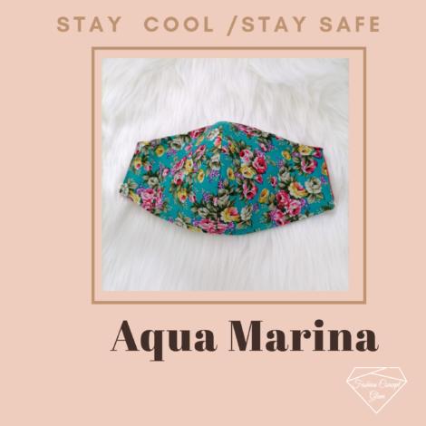 Cubre Boca / Rosa Marina