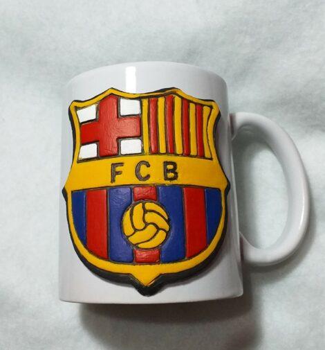 Taza Logo Barcelona