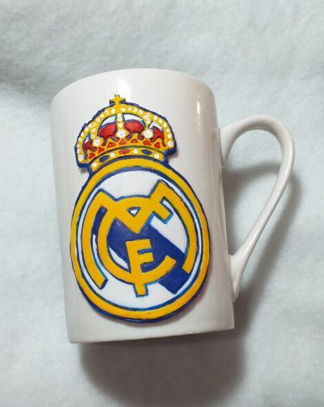 Taza Logo Real Madrid