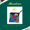 MONEDERO, con detalles de mola kuna