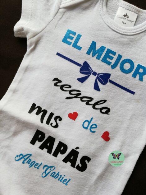 Enterizos de bebés personalizados