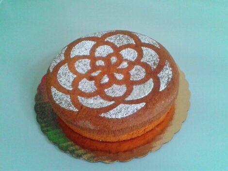 Cake sabor Vainilla