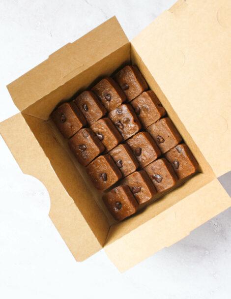ChocChip Protein Brownie Box