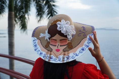 Sombrero de Pollerita