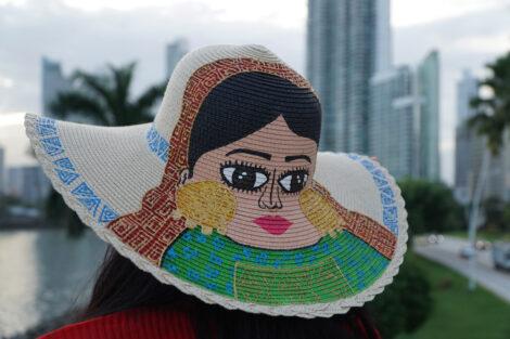 Sombrero de Guna