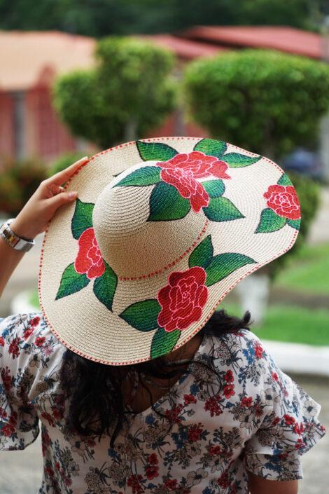 Sombrero de Rosas