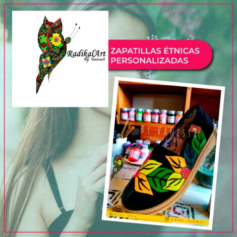 Zapatillas Etnik