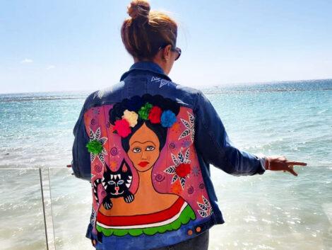 Chaquetas de Frida