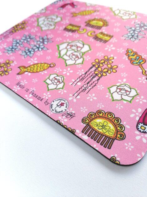 Mousepad de Goma Antideslizante – Accesorios de la Pollera