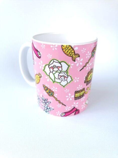Taza de cerámica de 11 oz