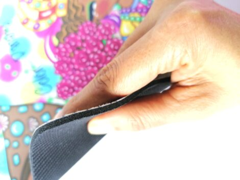 Mousepad de Goma Antideslizante – Congos de Colón – Dulzura Étnica – Nano Dolls