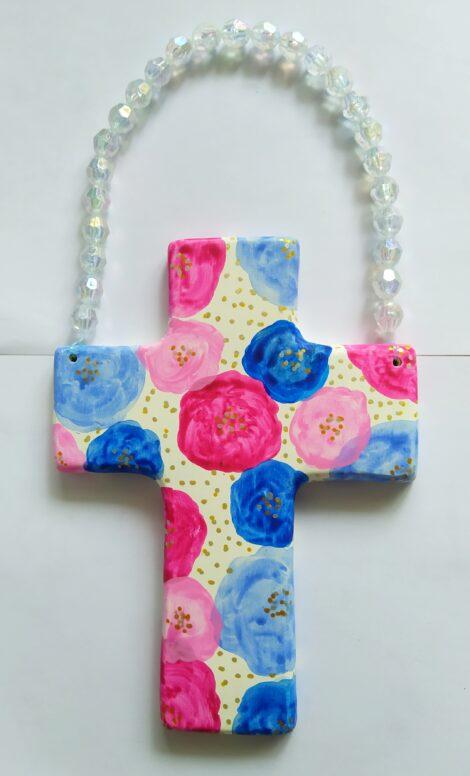 Cruz – Diseño Floral