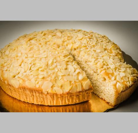 Cake sabor Almendras