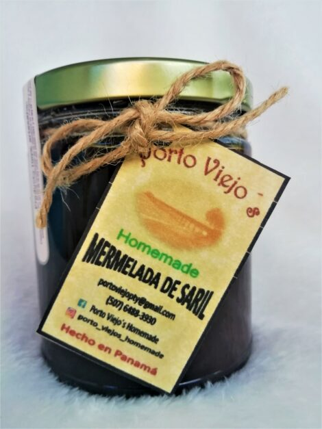 MERMELADA DE SARIL