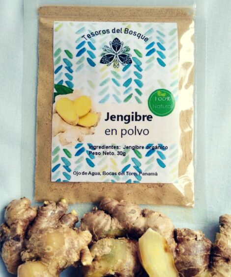 JENGIBRE 100% NATURAL, ORGÁNICO