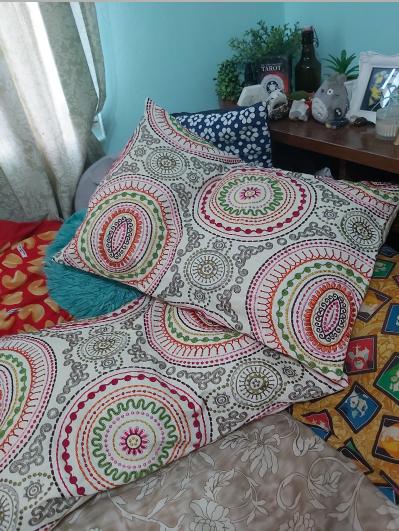 Juego Cobertor de Almohadas (cojines)