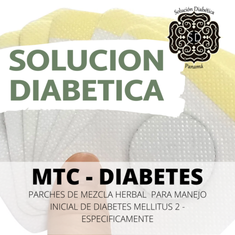 Parches para Diabetes Tipo 2