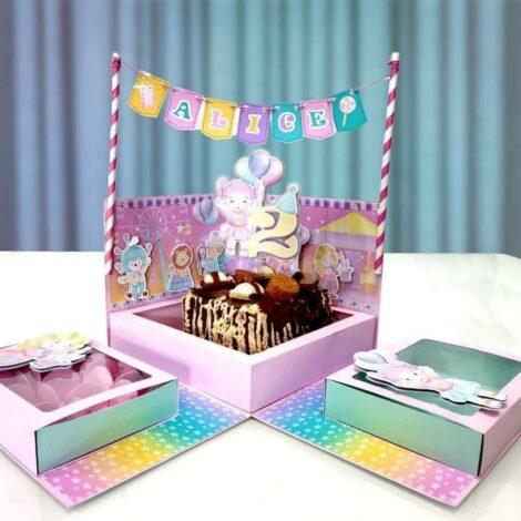 Cajas de regalo personalizadas
