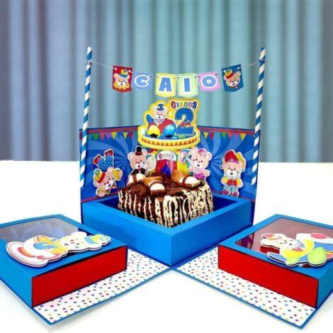 Caja para regalo o decoración