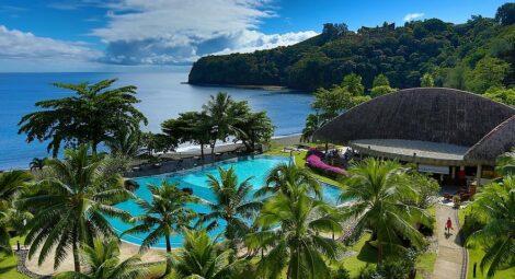 Polinesia Tahiti & Bora Bora