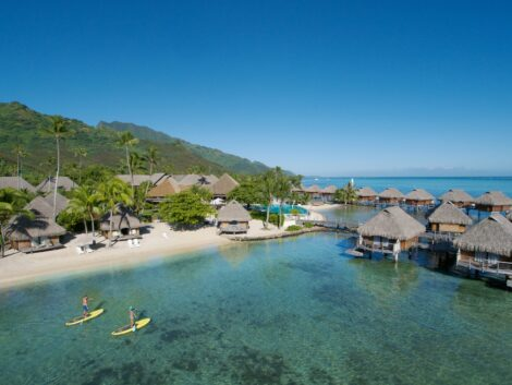 Moorea Polinesia Francesa Salida grupal acompañada Noviembre 2021