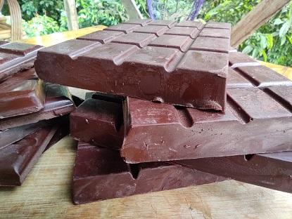Pasta de cacao pura