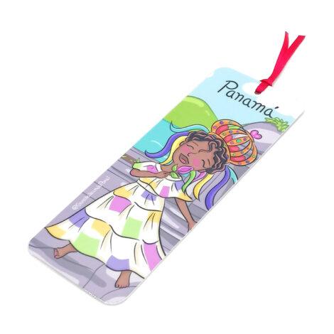 Separa Páginas Yo Soy Panamá – Bookmarks – Reina Congo – Souvenirs de Panamá