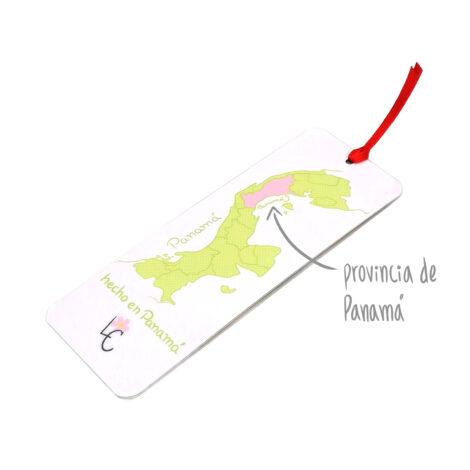 Separa Páginas Yo Soy Panamá – Bookmarks – Pollera Panameña – Souvenirs de Panamá
