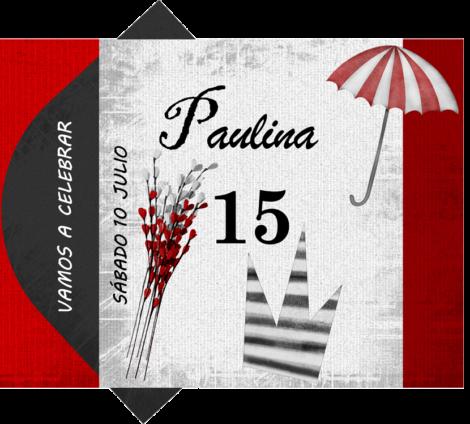 INVITACIONES BODA 15 AÑOS CUMPLEAÑOS BAUTIZO PRIMERA COMUNIÓN. Digital. Papelería imprimible. Invitaciones imprimibles. Para tus trabajos de SCRAPBOOKING.