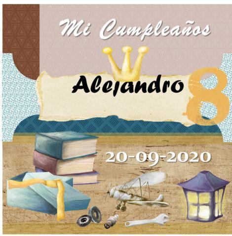 TARJETAS DIGITALES PERSONALIZADAS: CUMPLEAÑOS, 15 AÑOS, BAUTIZO, PRIMERA COMUNION, BAUTIZO.